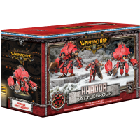 Khador Battlegroup Starter Box
