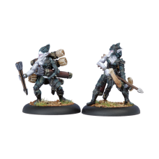 Legion Blighted Archer & Ammo Porter