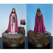Lady Geneve of the Council of Seven, Speaker of the Far Stars