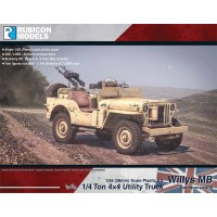 Willys MB ¼ ton 4x4 Truck (Commonwealth)