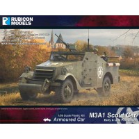 M3A1 Scout Car (Early & Late production)