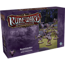 Reanimates Expansion Pack: Runewars Miniatures Game