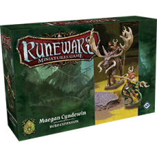 Runewars Miniatures Game: Maegan Cyndewin Expansion Pack