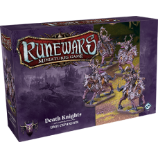 Death Knights Expansion Pack: Runewars Miniatures Game