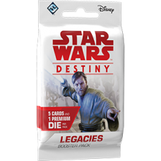 Legacies Booster Display: Star Wars Destiny Expansion