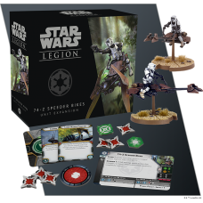 74-Z Speeder Bikes Unit: Star Wars Legion Expansion