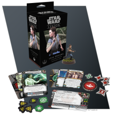 Leia Organa Commander Expansion Star Wars Legion