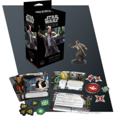 Han Solo Commander: Star Wars Legion Expansion