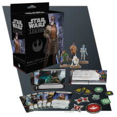Rebel Specialists Personnel Star Wars Legion Expansion