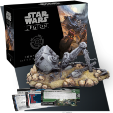 Downed AT-ST Battlefield Expansion: Star Wars Legion