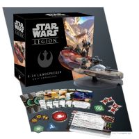 X-34 Landspeeder Unit Expansion: Star Wars Legion Expansion