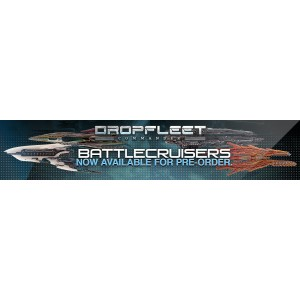 upcoming releases for  Dropfleet Commander