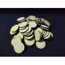 32mm Round Bases