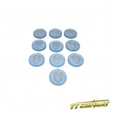 Armour Cracked Tokens (10)