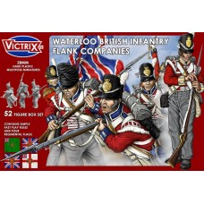 Waterloo British Infantry Flank Company