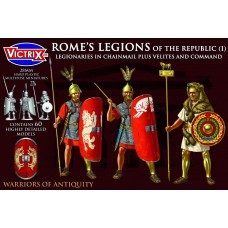 Rome's Legions of the Republic (I) Mail Armour