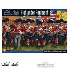British Highlanders Regiment