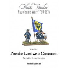 Prussian Landwehr Command 1789-1815