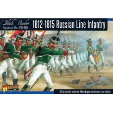 Russian Line Infantry (1812-1815)