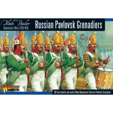 Pavlovsk Grenadier Regiment 1789-1815