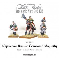 Russian Command 1809-1815