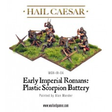 Early Imperial Romans: Scorpion Battery