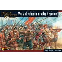 Wars of Religion: Infantry Regiment