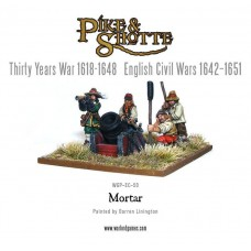 Pike & Shotte Mortar