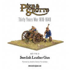 Swedish Leather Gun & Crew
