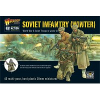 Soviet Winter Infantry