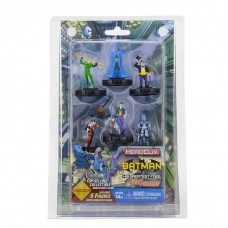 Batman and his Greatest Foes Fast Forces The Joker's Wild: DC HeroClix