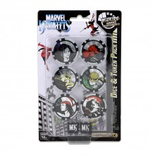 Avengers/Defenders War Dice & Token Pack: Marvel HeroClix