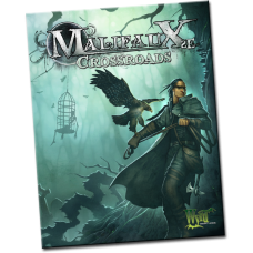 Malifaux 2nd Ed. Crossroads Expansion