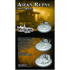 Wyrdscapes Asian Ruins 40mm