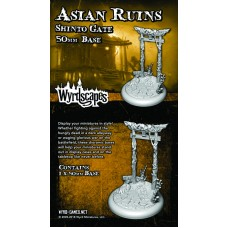 Wyrdscapes Asian Ruins 50mm Shinto Gate