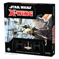 Star Wars X-Wing Core Set Second Edition (Вторая редакция)