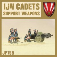 IJN Cadets Support Weapons