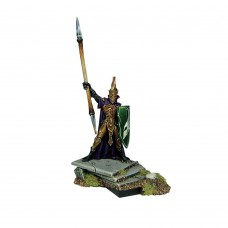 Elf King with Spear