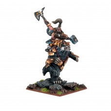 DWARF BERSERKER LORD ON BROCK