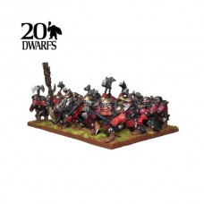 Dwarf Shield Breakers Regiment